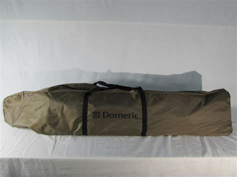 dometic cabana awning dometic 747afrm12 000 a frame cabana lightweight rv dome awning screen room ebay