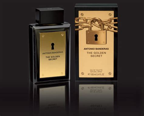 Parfum Antonio Banderas The Golden Secret perfumes y fragancias deperfumes algo parecido a
