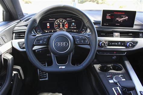 Audi Sq5 Vs S4 by 2018 Audi S4 Drive Digital Trends