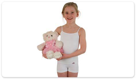 girl s vest girls comfizz support wear
