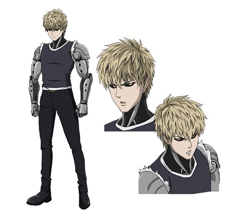 Kaos Anime Genos One Punch ex challengers ideas wiki fandom powered by wikia