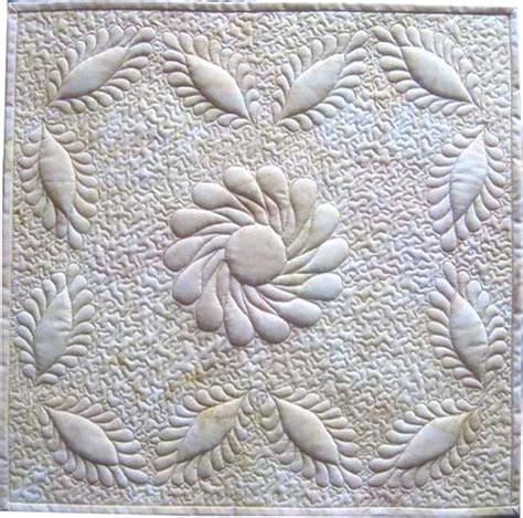 Trapunto Quilt by Geta S Quilting Studio How To Make Trapunto Quilts Tutorial