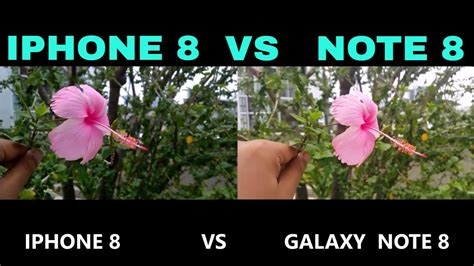 iphone    note  camera review youtube