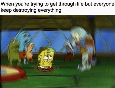 Sad Spongebob Meme - memedroid images tagged as squidward page 2