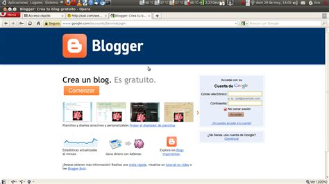 blogger university tener un blog m 225 s que inform 225 tica