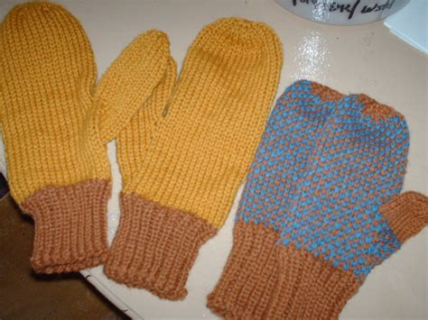 pattern felted mittens free buns of strudel felted mittens for kids free pattern