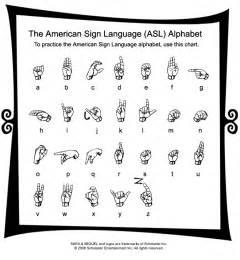 Printable asl alphabet worksheet mycrws com