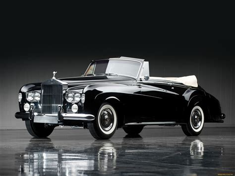 rolls royce vintage convertible rolls royce classic luxury black wallpaper 2048x1536