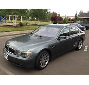 2002 BMW 7 Series  Pictures CarGurus