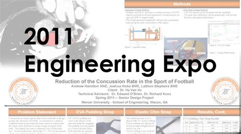 mercer university engineering expo