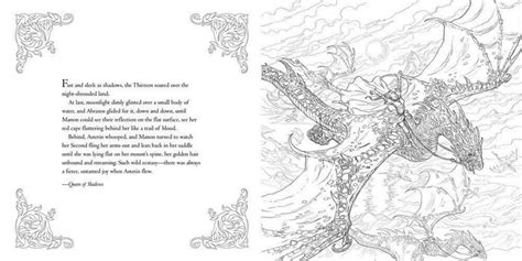 the coloring book review the throne of glass coloring book by j maas the