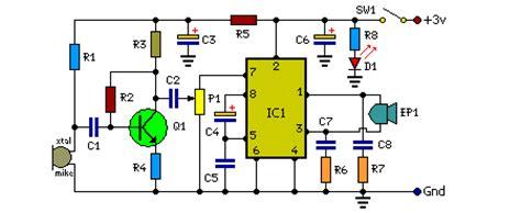 digital hearing aid circuit diagram a low cost hearing aid circuit diagram