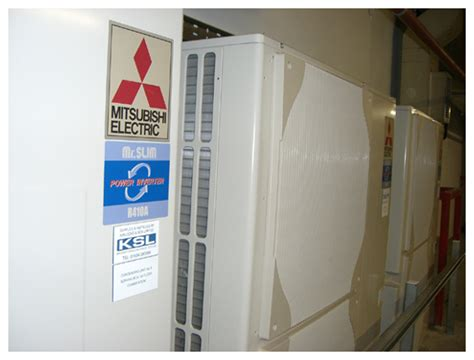 Comms Room Air Conditioning by Ksl Kinlochs Ltd Airconditioning Refrigeration