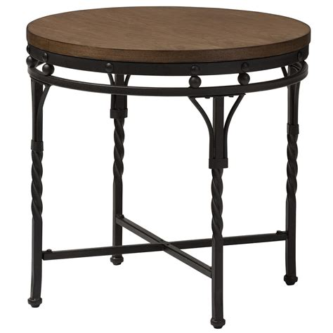 industrial end table industrial end table in side tables