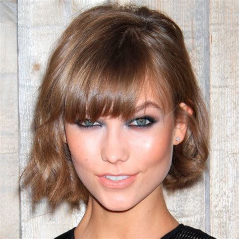 how to style karlie kloss haircut trending