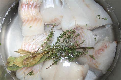 comment cuisiner la morue sal馥 comment cuire la morue