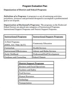 Sample Project Evaluation Report Best Photos Of Program Evaluation Report Template
