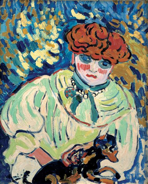 Artwork Of Henri Matisse by It S About Time A Few Fauvist Women By Maurice De