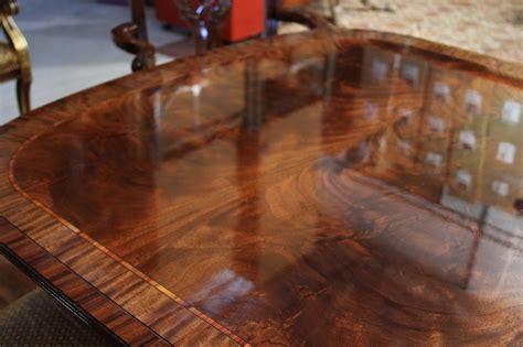 high end dining tables high end dining table federal style 12 foot mahogany