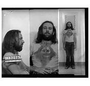George Carlin MUG SHOT  The Smoking Gun