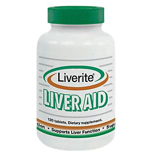 Vitamin Shoppe Detox Pills by Liver Aid 120 Tablets By Liverite Products At The