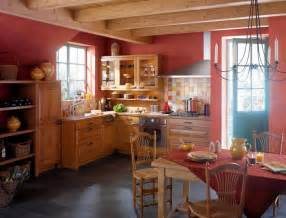 Country Kitchen Color Ideas by French Country Kitchens
