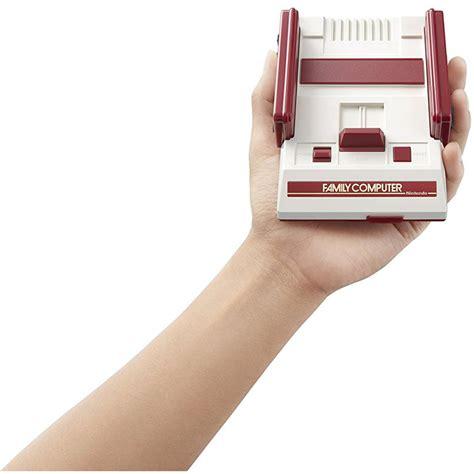 Nintendo Mini Famicom nintendo classic mini famicom the awesomer