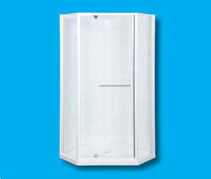 Corner Shower System Benton S Finer Bathrooms Linea Lido Neo Corner Shower System