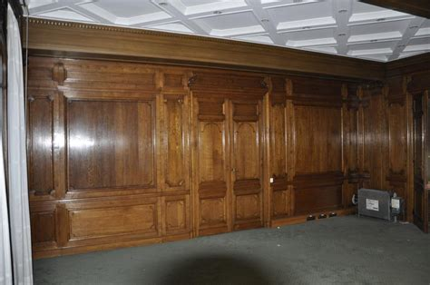 styling your wood paneled space antique oak wood paneled room from the 19th century