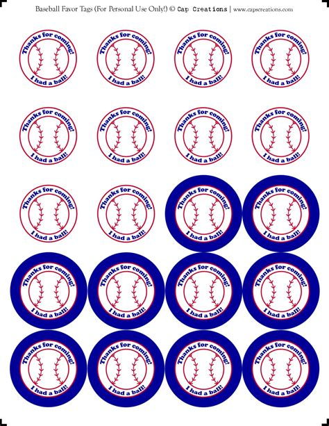 printable baseball tags free printable baseball glove search results calendar 2015