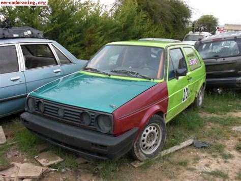 Golf 1 Autocross by Vendo Vw Golf 1 8 16v Autocross Venta De Coches De