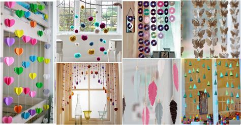 Hanging Decoration diy hanging window decorations that will brighten up your day