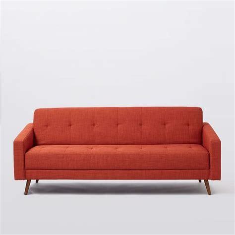 west elm futon sofa kiko futon sofa west elm stuff for the pod