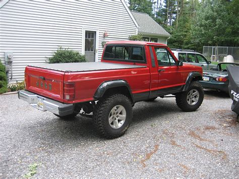 1988 lifted jeep comanche jeep comanche lifted pics