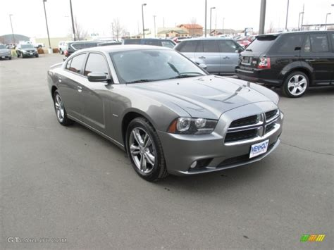 2012 dodge charger colors 2012 tungsten metallic dodge charger r t awd 101487833