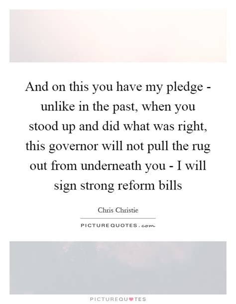 Pull The Rug Out From You by And On This You Pledge Unlike In The Past When