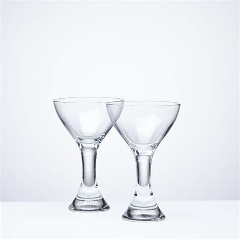 manhattan glasses barware anton studio designs set of two manhattan cocktail glasses