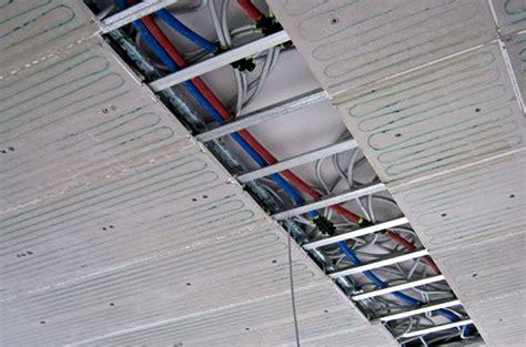 Plafond Chauffant électrique by Chauffage Electrique Plafond Interesting Chauffage Par