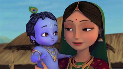 cartoon film of krishna little krishna the darling of vrindavan hindi car