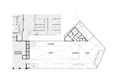 mezzanine floor plans gallery of tamedia office building shigeru ban