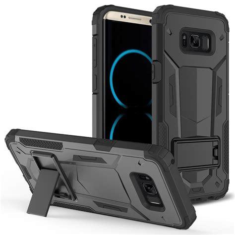 Samsung S8 Plus Black Armor Keysion Future S8 Plus for samsung galaxy s8 zizo hybrid future armor