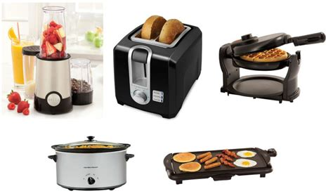 kohl s cardholders 5 small kitchen appliances 8 99 each kohl s cardholders small kitchen appliances only 8 99