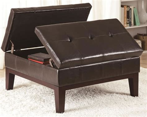 cheap ottoman with storage 20 ottoman with storage ideas for your living room housely