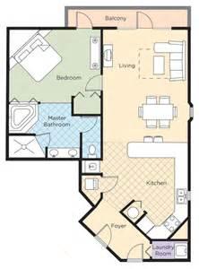 Star Island Resort Floor Plans by Star Island Orlando Accommodations