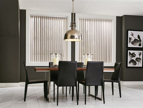 Dining Room Vertical Blinds Vertical Blinds Mits See Our Vertical Blinds Gallery
