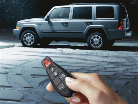 2008 Jeep Grand Will Not Start Jeep Remote Start For Commander Grand Libery