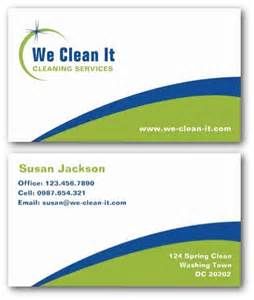 cleaning company business cards cleaning business cards ne14 design