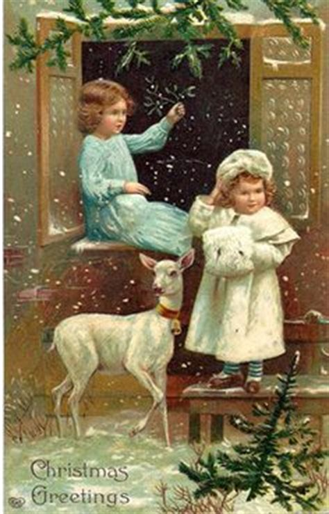 vintage christmas postcards  pinterest vintage christmas postcards  christmas