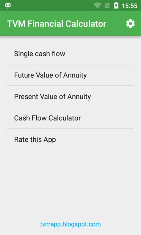 Best Financial Calculator For Mba by Tvm Financial Calculator Android Apps On Play