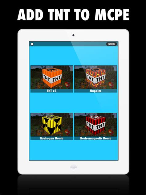 add the digital edition for only 5 00 tnt add ons mod for minecraft pocket edition apprecs